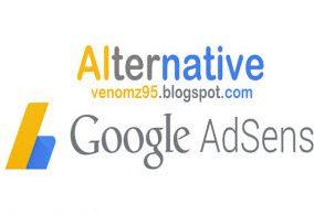 Alternative adsense alternatif adsense Alternatif Google Adsense