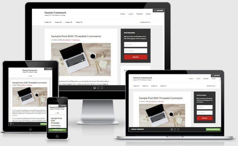 Genesis Framework Download