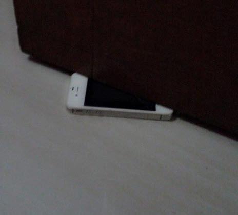 Ganjel Pintu iPhone