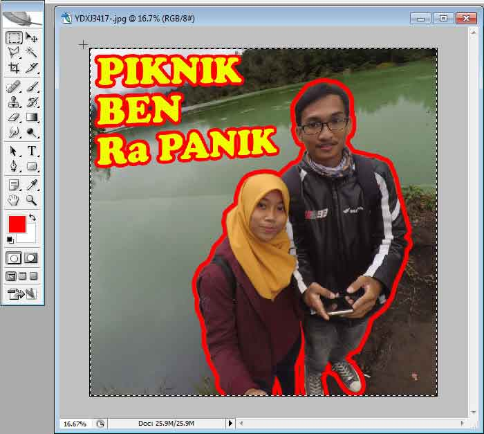 resize ukuran foto
