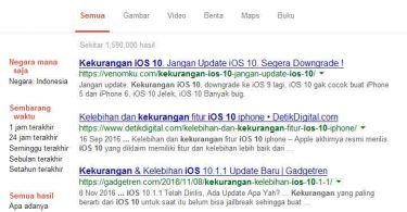 Akhirnya Long-tail Keyword Venomku Tembus Peringkat Satu Di Google