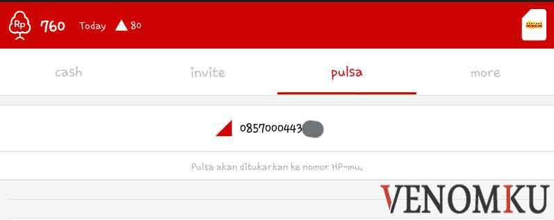 Trik Pulsa Gratis Semua Operator Khusus Android (Telkomsel, Indosat, Axis, XL, Tri, Smartfren, Flexi)