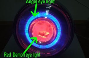 Perbedaan Lampu Angel Eyes Dan Demon Eyes