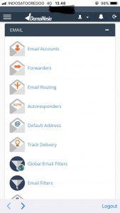 Email Account cPanel