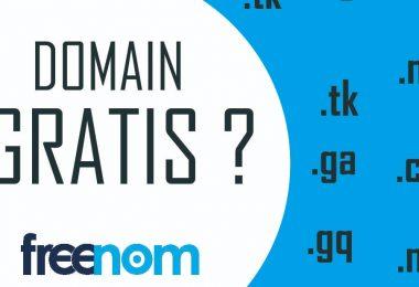 domain gratis untuk blogspot freenom