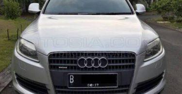 Ide Modifikasi Audi Q7