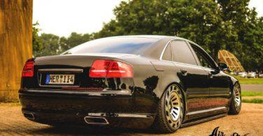 Ide Modifikasi Mobil Audi A8