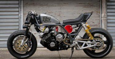 Modifikasi Honda CBX
