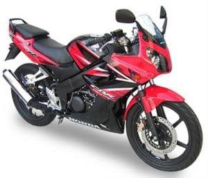 Honda CBR CBU